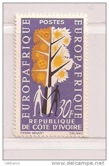 COTE D'IVOIRE  ( CDIV - 36 )  1964  N° YVERT ET TELLIER N° 227  N** - Côte D'Ivoire (1960-...)
