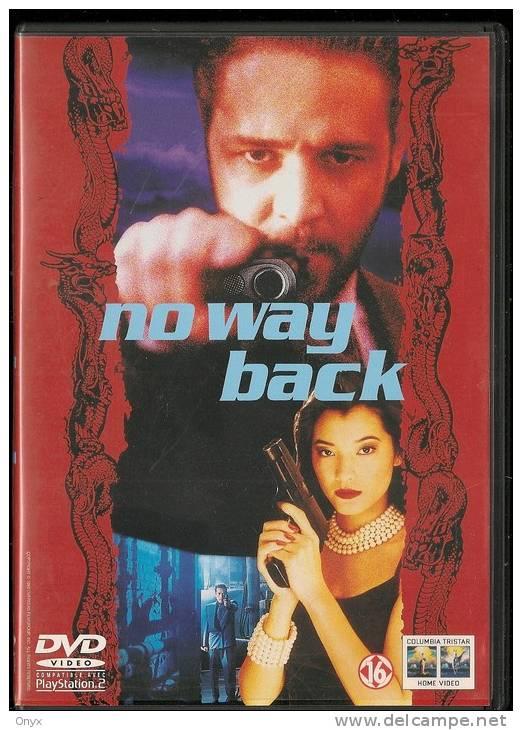 NO WAY BACK - Polizieschi
