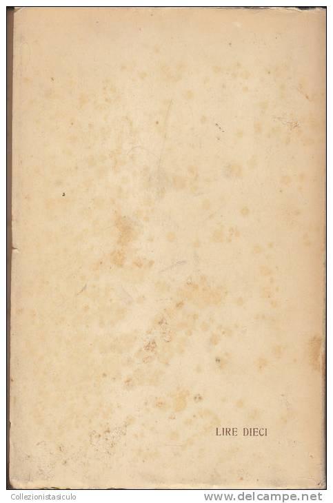 W- Fascismo - Antonio Banzi - Il Regime Per La Difesa Della Stirpe (Razza) 1933 - Libri Antichi