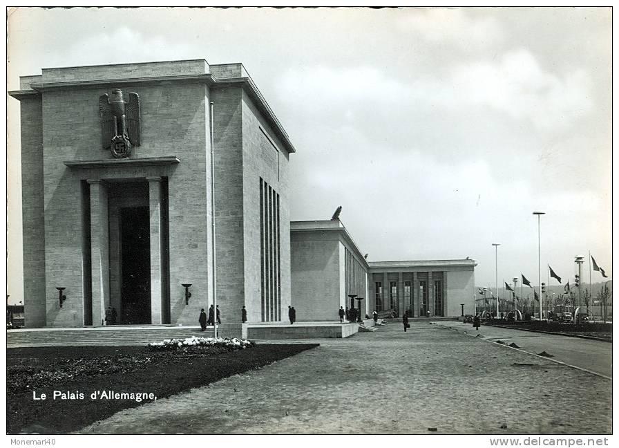 EXPOSITION INTERNATIONALE DE LIEGE 1939 - Palais D'Allemagne (17) - Liege
