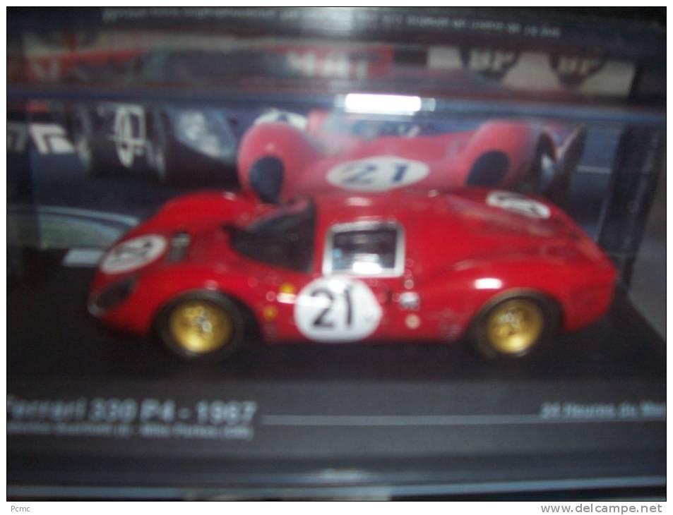 Maquette FERRARI 330 P4 (n°21) (1967) 1/43 - Voitures