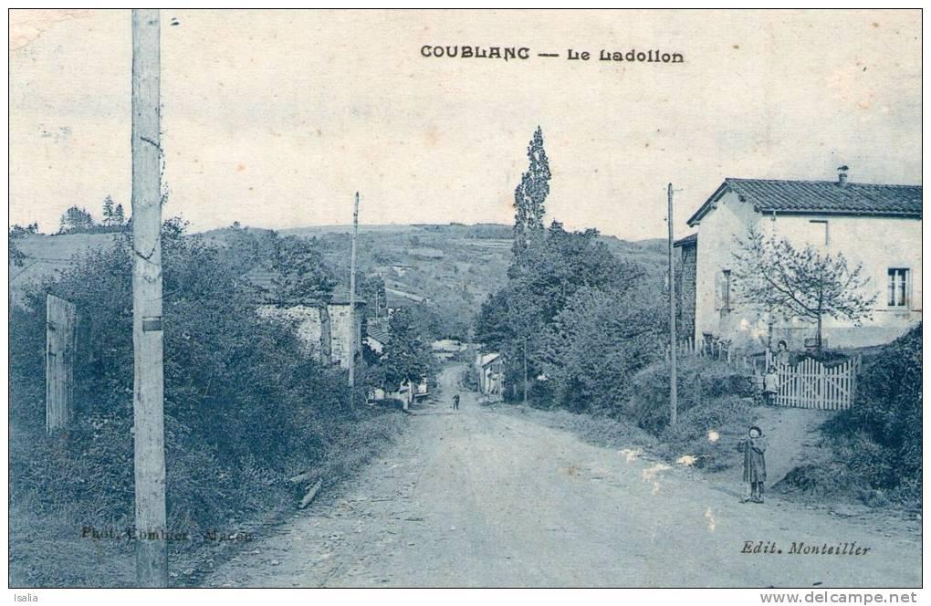 COUBLANC Le Cadollon - Autres Communes
