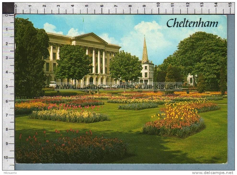 R7360 CHELTENHAM IMPERIAL GARDENS VG - Cheltenham