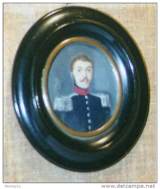 Atto Reale-Carlo Alberto-Savoia - In Favore Del Capitano Dei Granatieri -Vassallo Varetti Lisimaco + Miniature Primi´800 - Documenti