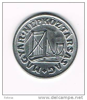 HONGARIJE  50  FILLER  1980  BP - Hongrie