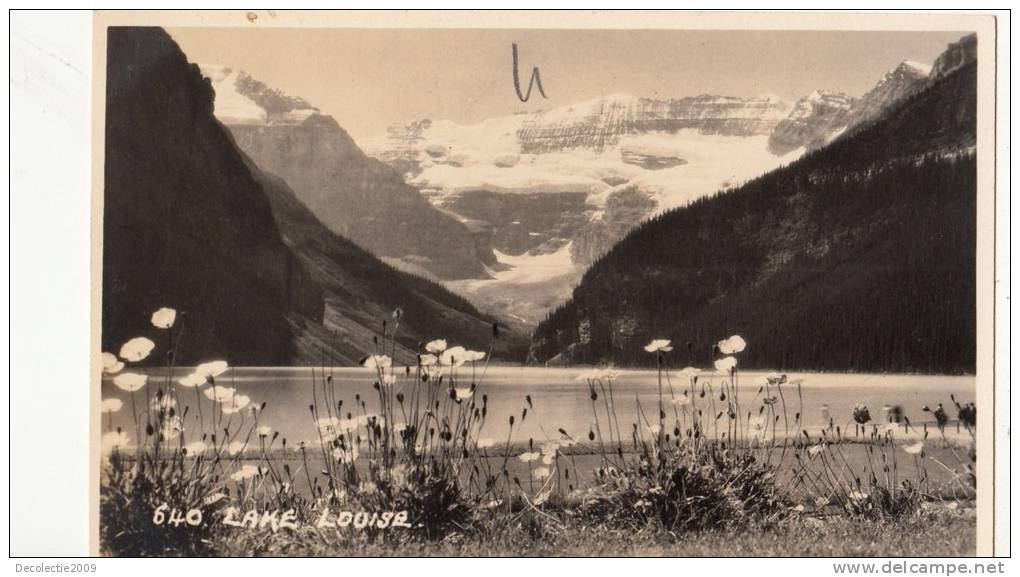 BR40805  Lake Louise   2 Scans - Lac Louise