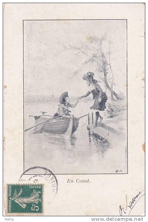 EN CANOT - Autres