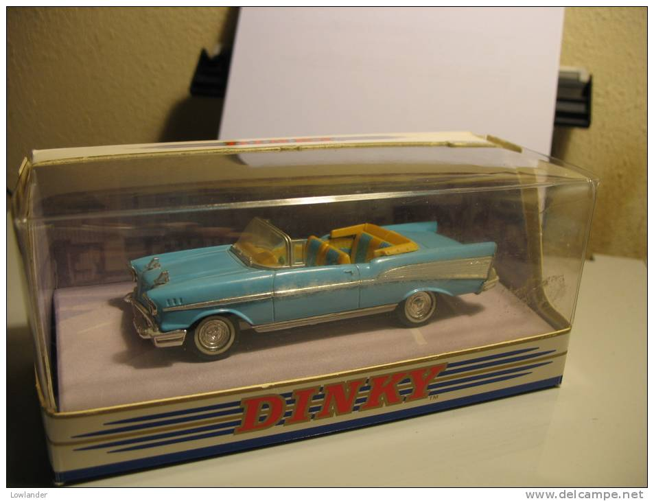 DINKY COLLECTION DY-27 CHEVROLET BEL AIR 1957 - Dinky