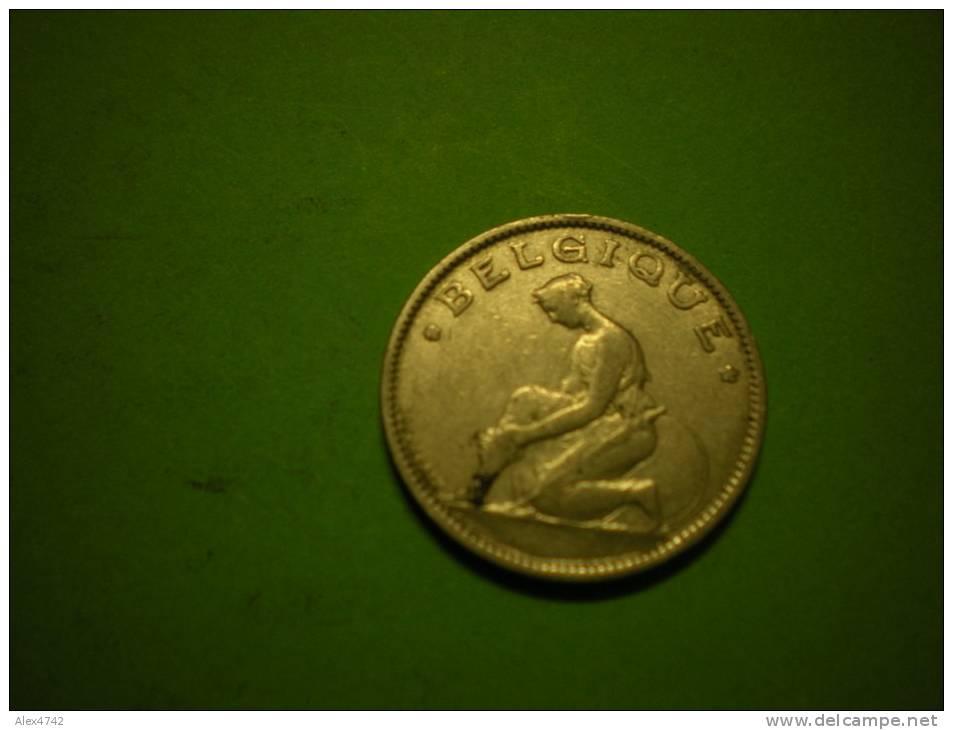 Bon Pour 1 Franc Belge 1929 - Belgique