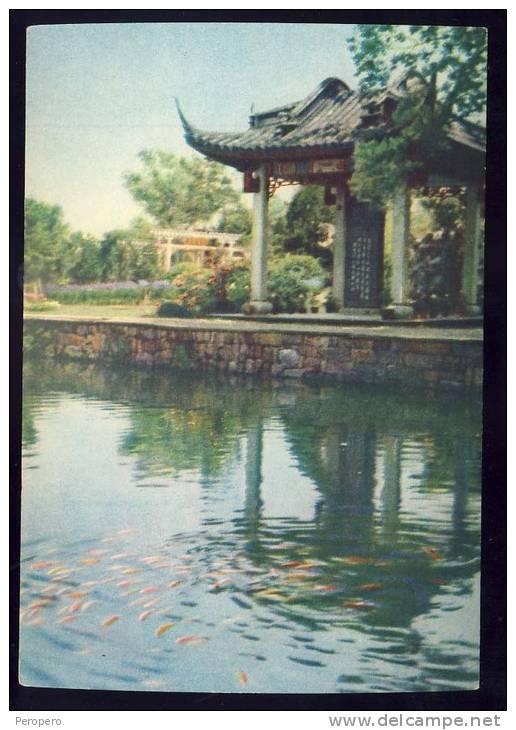 ASIA   CHINA       Postcard - Chine