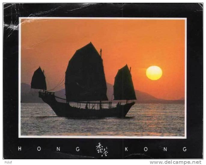 HONG - KONG - Carte Postale Géante  (VP522) - Cartes Postales