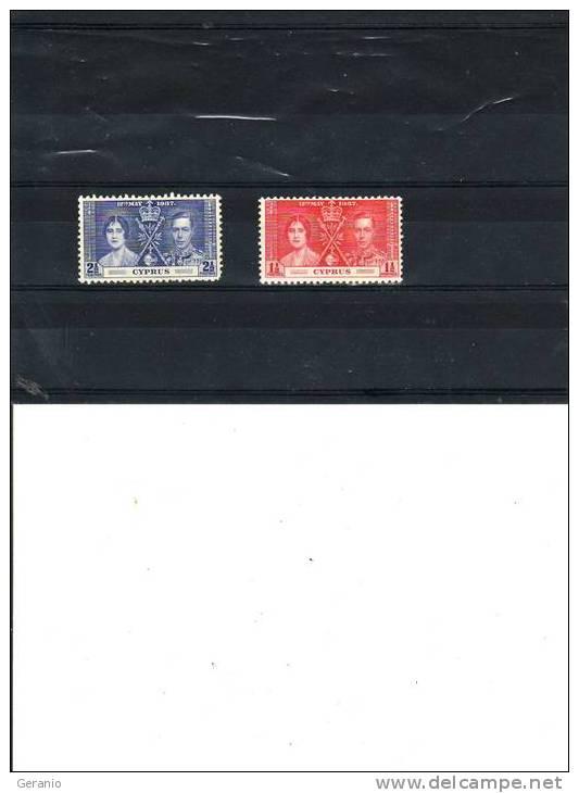 CIPRO 1937  MNH** - Cipro