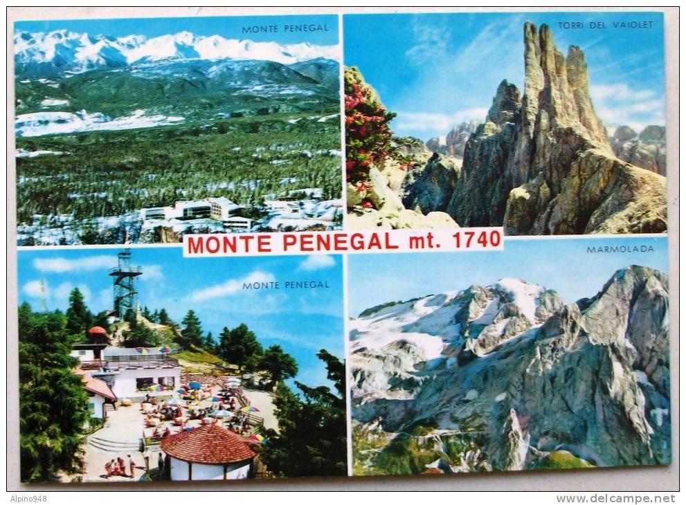 MONTE PENEGAL - Vedutine - Bolzano
