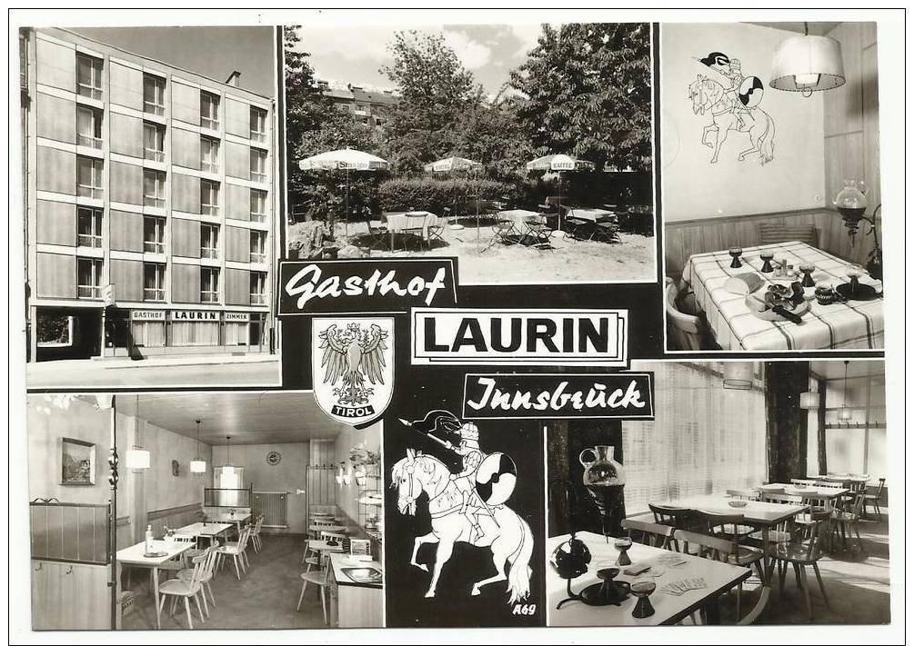 Gasthof LAURIN - INNSBRUCK - Österreich