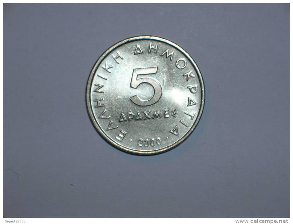 Grecia 5 Dracmas 2000 (4629) - Grecia