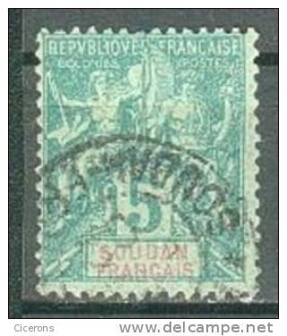Collection SOUDAN ; Colonies ; 1894 ; Y&T N° 6 ; Oblitéré - Soudan (1894-1902)