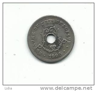 5 Cents 1905 FR - 03. 5 Centimes
