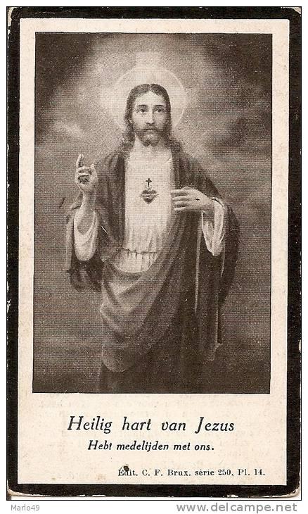DP. MARIA HINDRYKCX - THOUROUT 1831-1926 ALS OUDSTE PAROCHIANE - Religión & Esoterismo