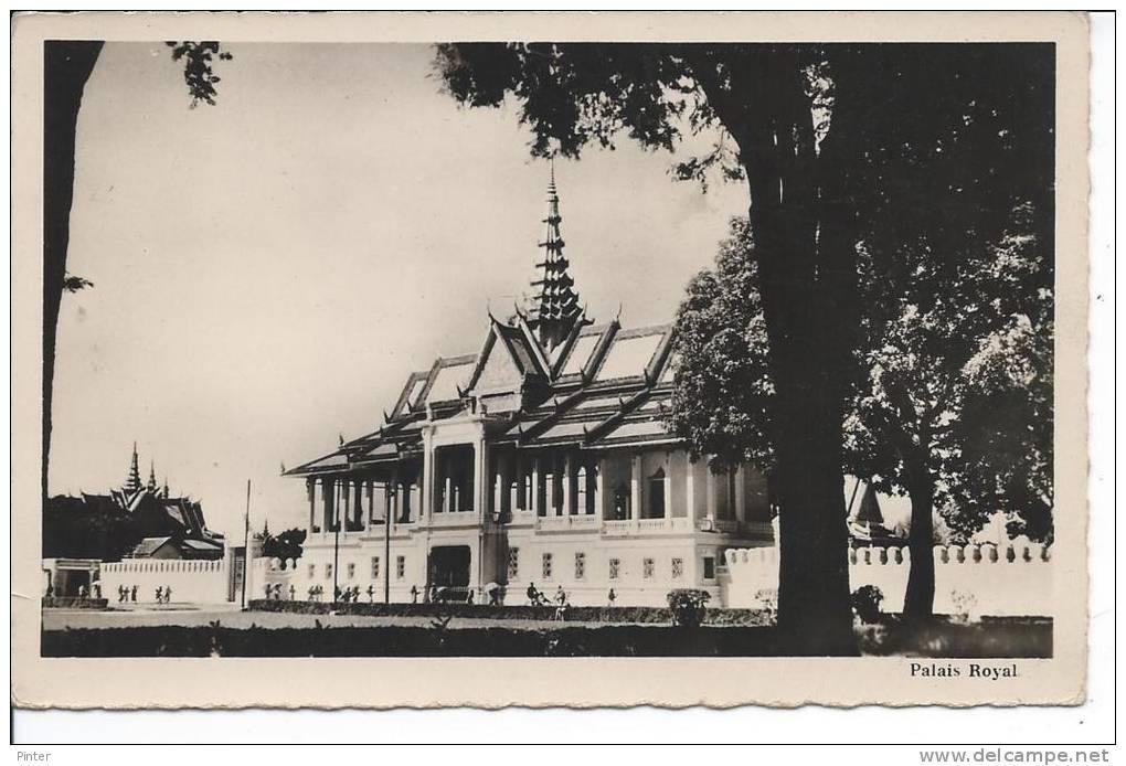 CAMBODGE - Palais Royal - Cambodia