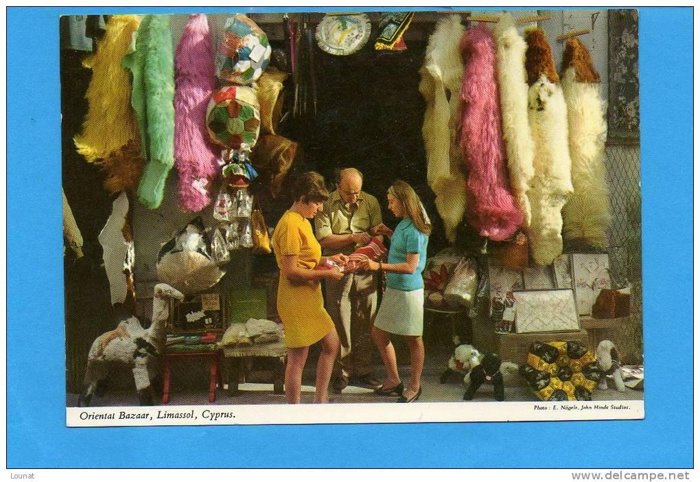 An Oriental Bazaar , LIMASSOL - Cyprus - Chypre