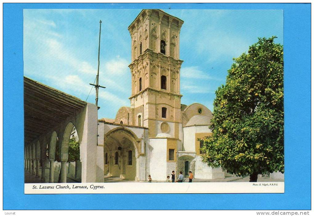 Saint LAZARUS Church - Larnaca - Cyprus - Chypre
