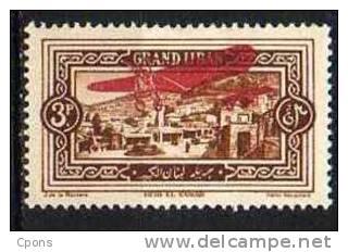 Grand Liban  Pa 14 * - Gross-Libanon (1924-1945)