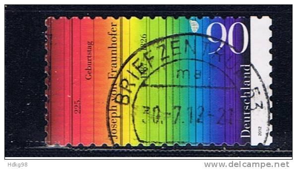 D Deutschland 2012 Mi 2929 Joseph Von Frauenhofer - [7] Federal Republic