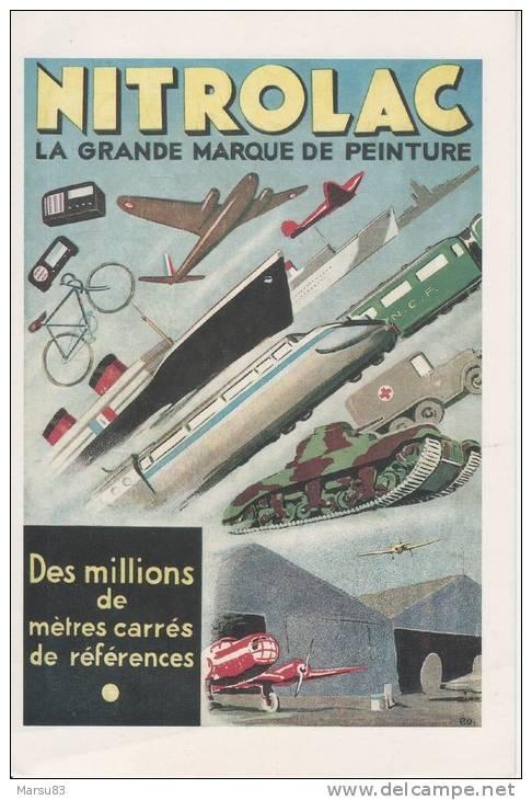 Publicité  Parue Dans Sciences Et Vie  ** Belle Carte NEUVE** Ed De La Presse ( Copyright) - Dos Neutre - Advertising