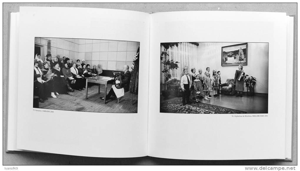 """LIVRE  De PHOTOGRAPHIES """"A L'EST"""" - 1ère Edition  2011 - 500 Ex - Dédicacé Par L'auteur - Livres Dédicacés"""