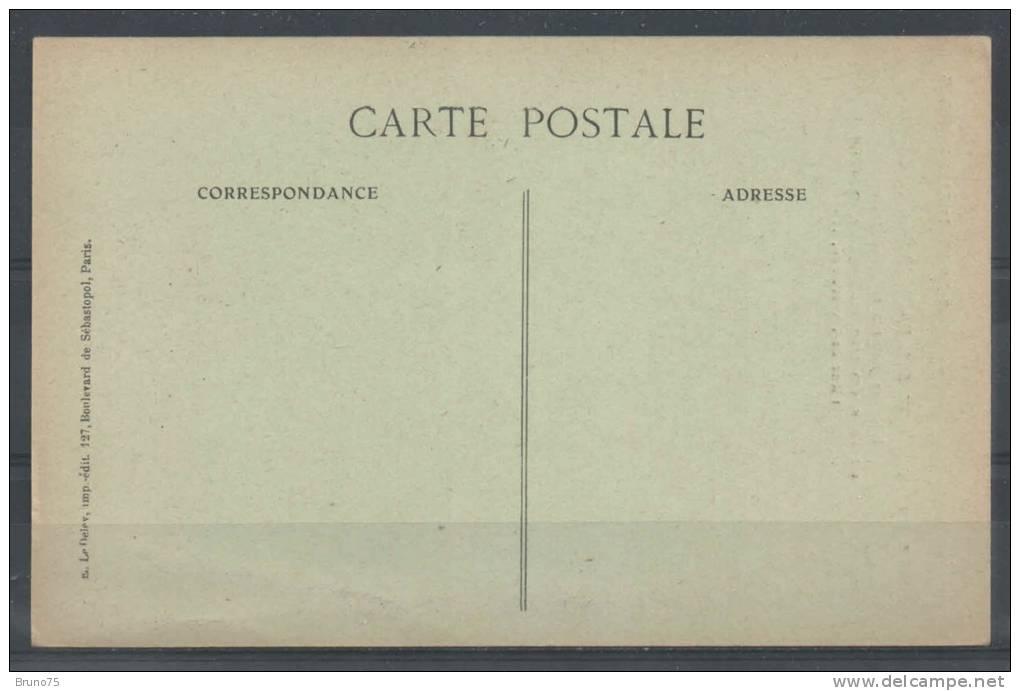 75 - PARIS 1 - Chevet De Saint-Germain-l'Auxerrois - Rue De L'Arbre-Sec, 11 - ELD - Arrondissement: 01