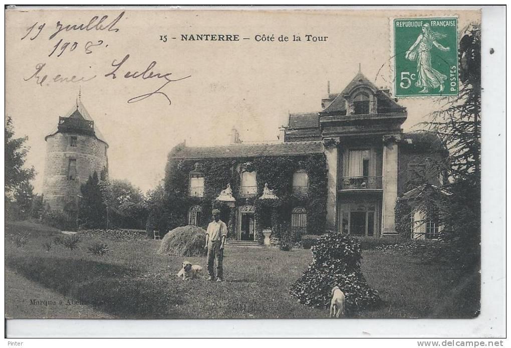 NANTERRE - Côté De La Tour - Nanterre