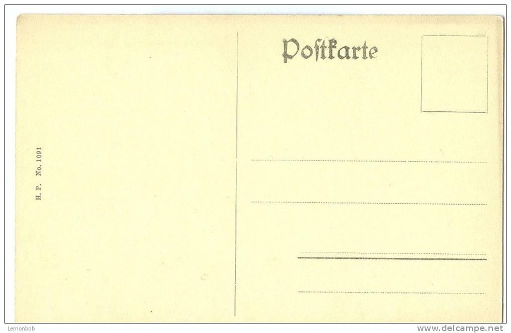 Germany, Potsdam, Schloss Sanssouci, Grosse Fontaine, Early 1900s Unused Postcard [13181] - Potsdam