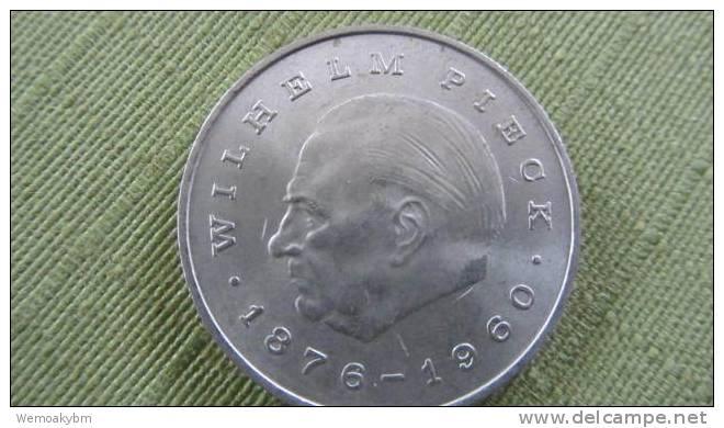 DDR Sondermünze 20 Mark, Wilhelm Pieck 1972 - [ 6] 1949-1990: DDR