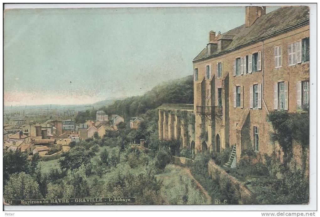 GRAVILLE - L'Abbaye - France