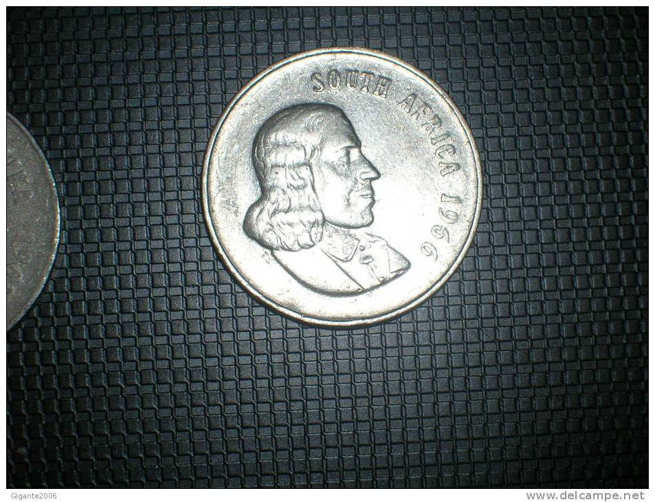 Sudáfrica 20 Céntimos 1966 South (4761) - Sudáfrica