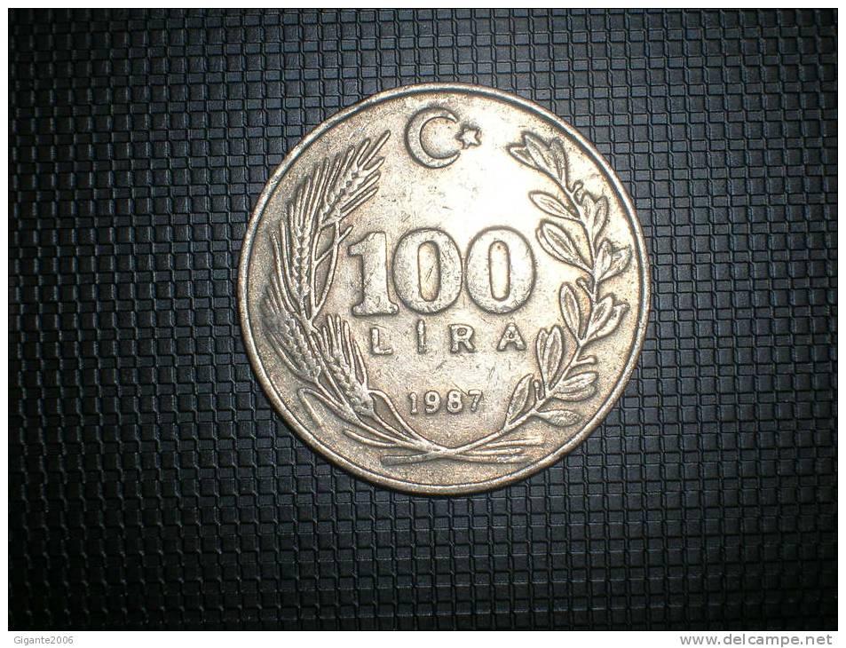 Turquia 100 Liras 1987 (4793) - Turquia