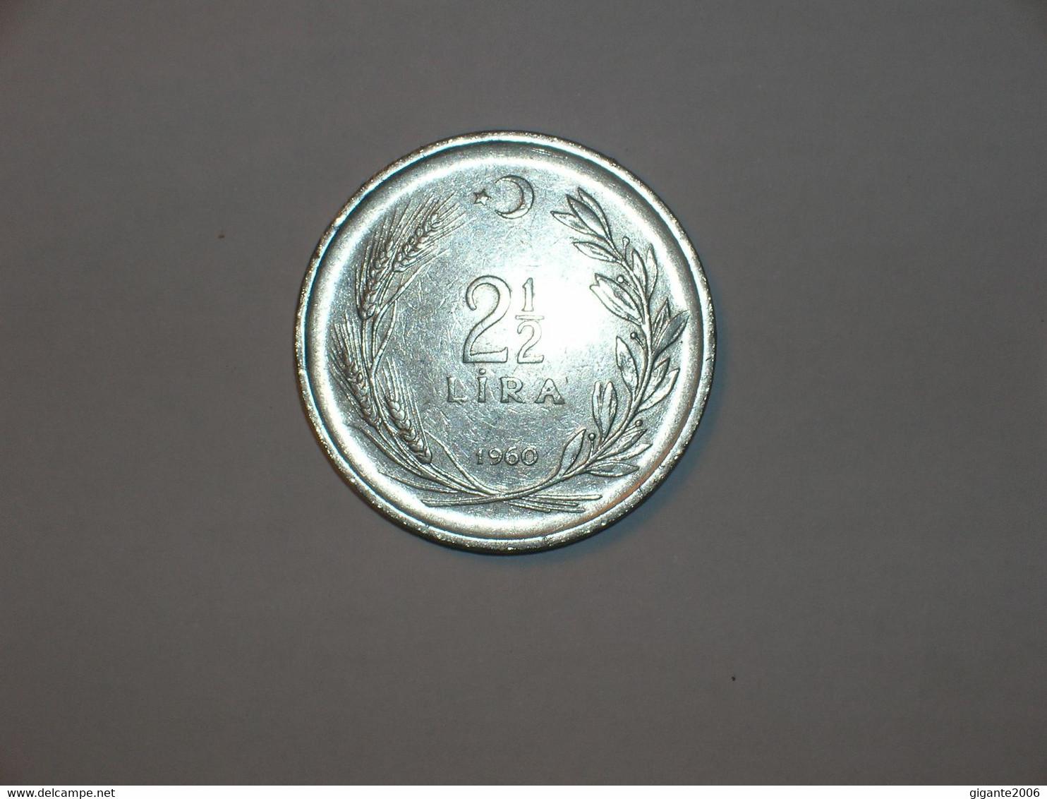 Turquia 50 Bin  Lira 1999 (4807) - Turquia