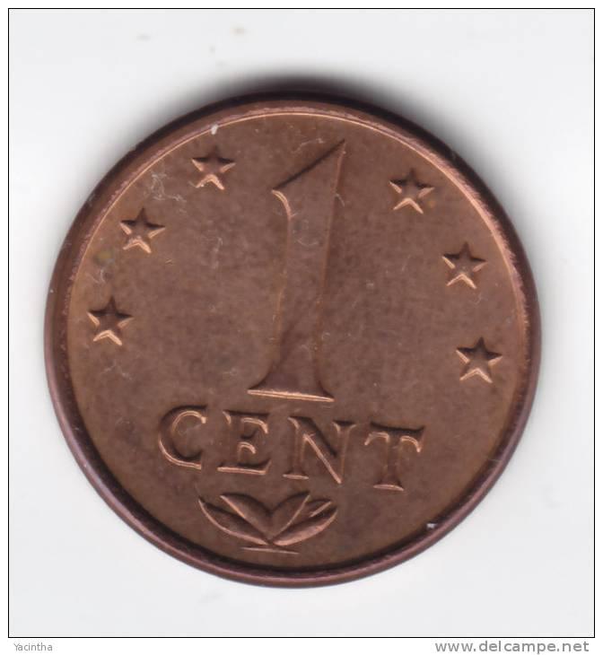 @Y@   Nederlandse Antillen    1 Cent 1974  UNC   (C170) - Nederlandse Antillen