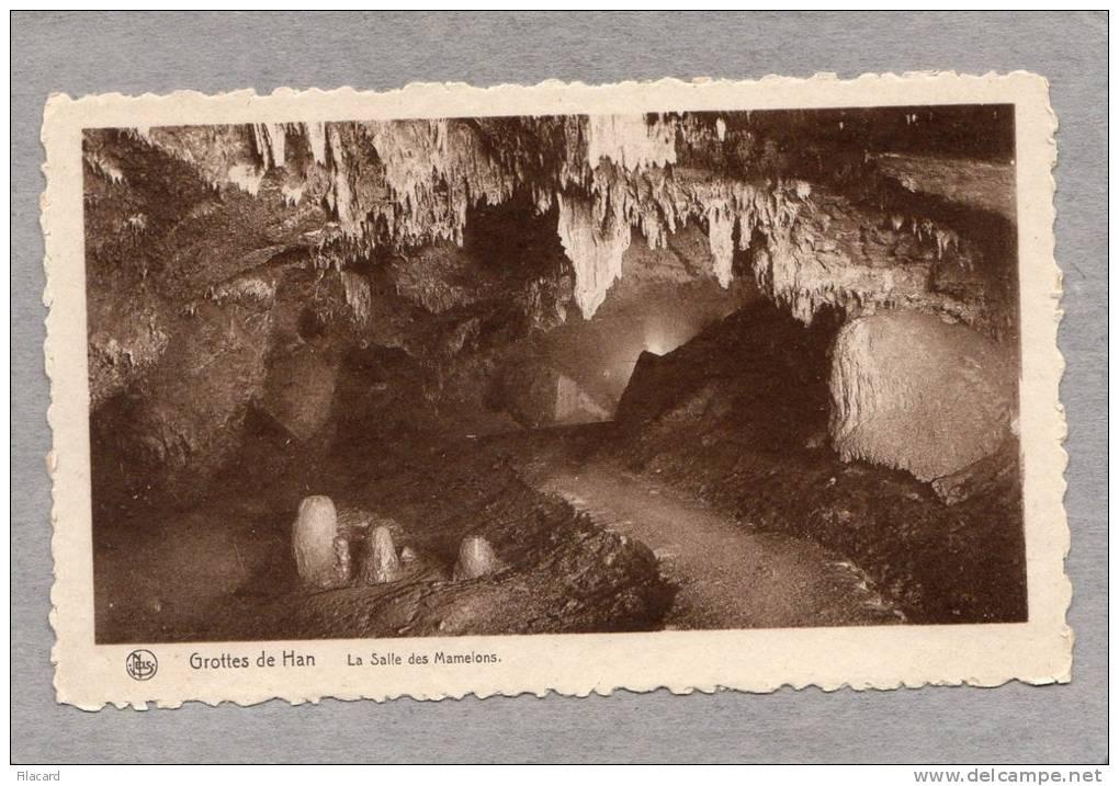 34648     Belgio,   Grottes  De  Han  -  La  Salle  Des  Mamelons,  NV - Rochefort