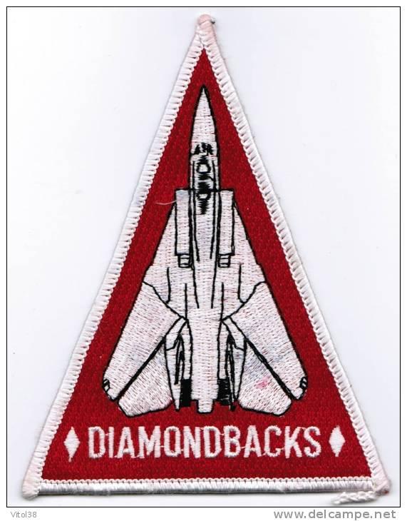 PATCH ECUSSON DIAMONBACKS - Aviazione