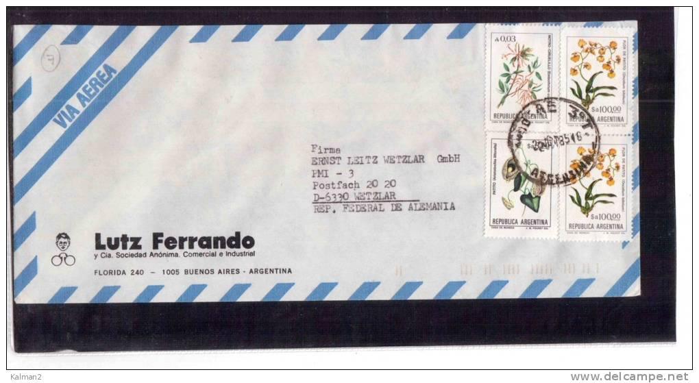 AV.592   -   ARGENTINA  POSTAL HISTORY - Argentina