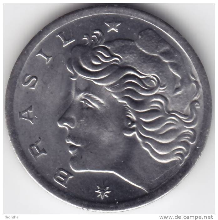 @Y@  Brazilië  5 Centavos  1975   UNC  FAO   (C261) - Brésil