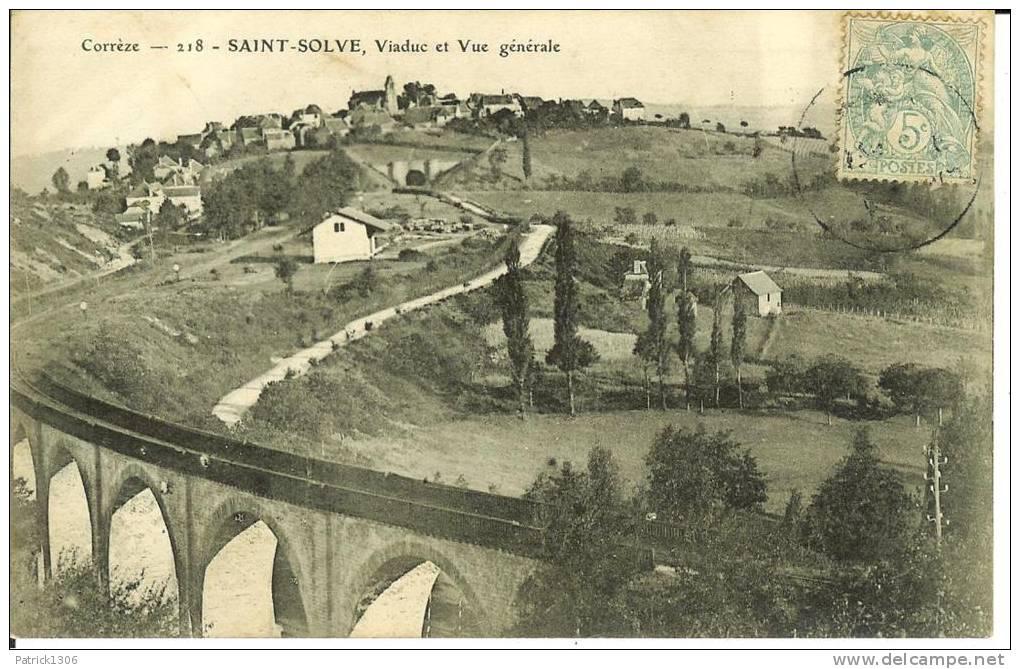 CPA  SAINT SOLVE, Viaduc  6977 - Altri Comuni