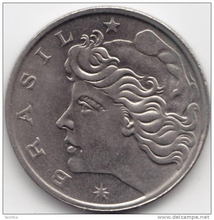 @Y@    Brazilië 20 Centavos  1967   (C340) - Brésil