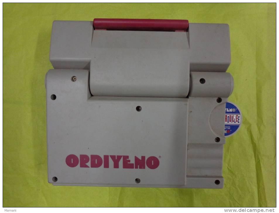 Console Ancienne De Jeux-enfant -ordyeno- - Autres