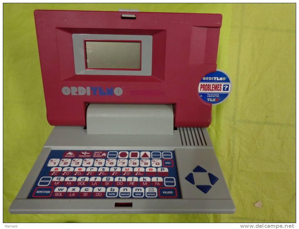 Console Ancienne De Jeux-enfant -ordyeno- - Autres Collections