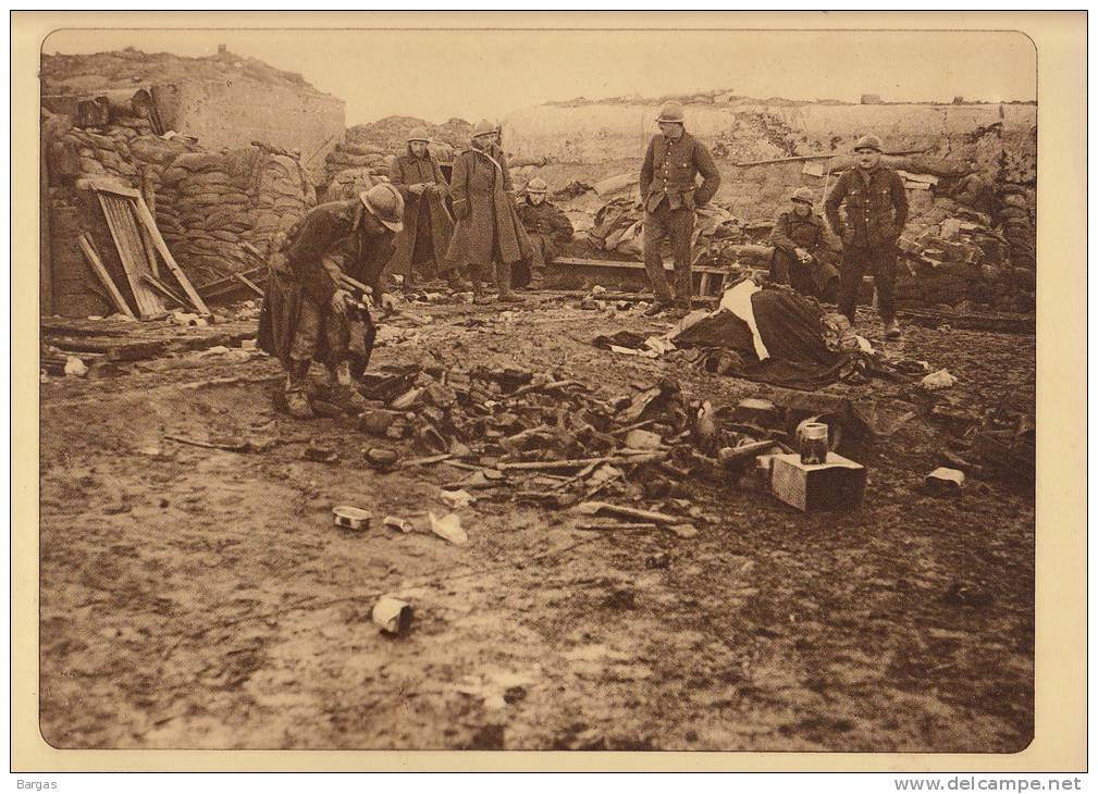 Planche Du Service Photographique Armée Belge Guerre 14-18 WW1 Militaire Arme Et Materiel Allemand Pres De Merckem - Other