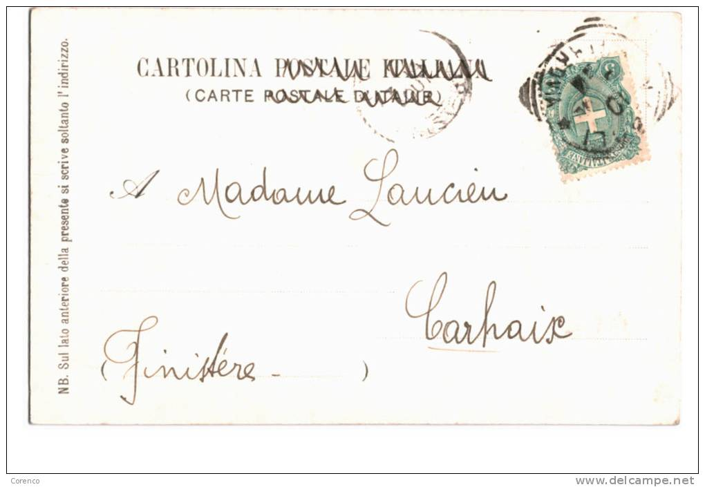 10562    NAPOLI   PALAZZO REALE  LA CAN     1902 - Italia