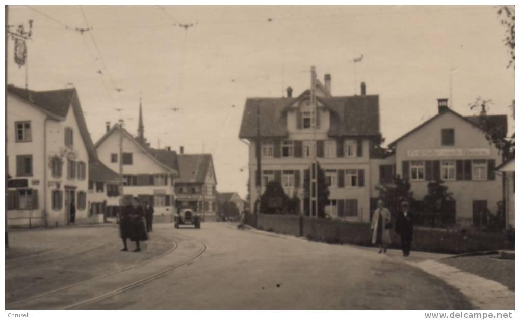 Münchwilen  Gasthaus Zum Engel Auto - TG Thurgovie