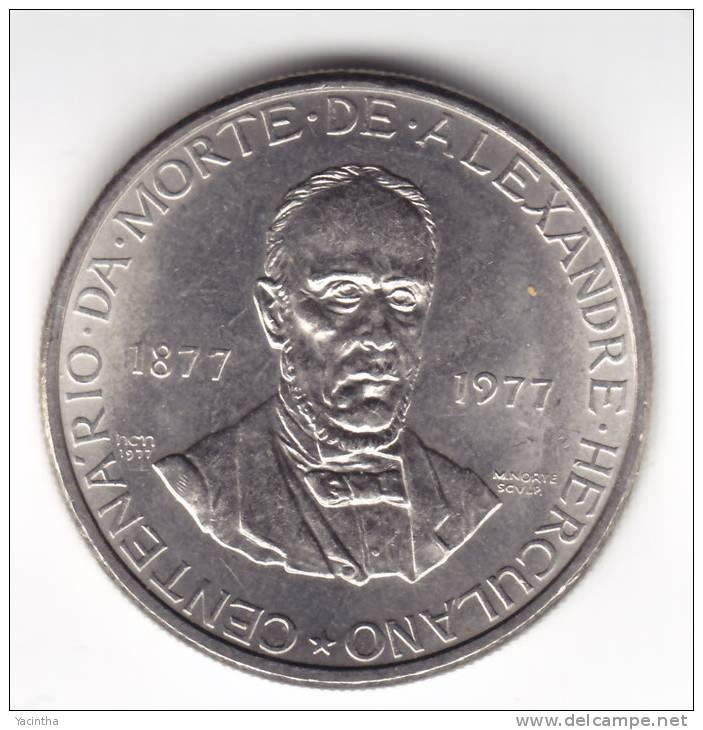 @Y@    PORTUGAL 5  $00   1977  UNC (C457) - Portugal